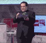 Kevin Mitnick at CeBIT Global Conferences 2015
